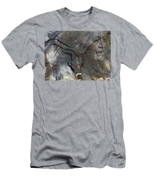 Men's T-Shirt (Slim Fit) featuring the photograph Tree Memories # 28 by Ed Hall