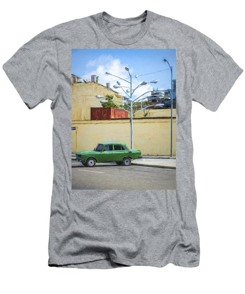 Tree Of Light Men's T-Shirt (Athletic Fit)