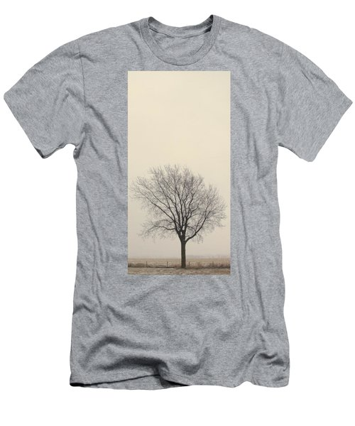 Men's T-Shirt (Slim Fit) featuring the photograph Tree#2 by Susan Crossman Buscho
