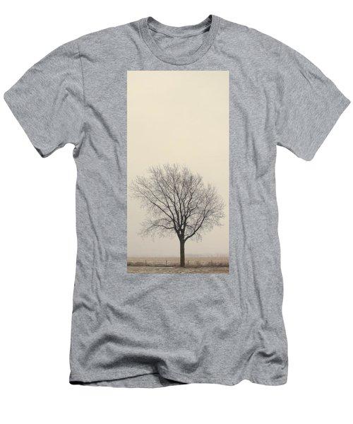 Tree#2 Men's T-Shirt (Slim Fit) by Susan Crossman Buscho