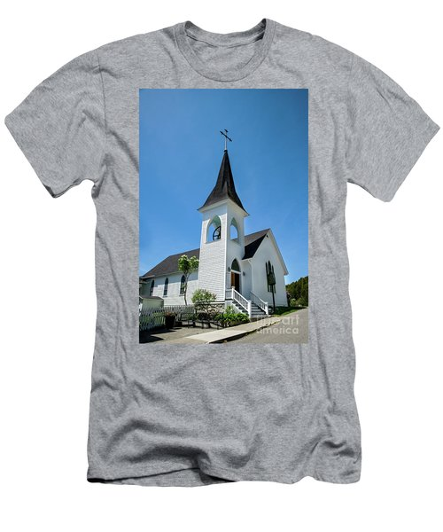 Trinity Church Men's T-Shirt (Athletic Fit)