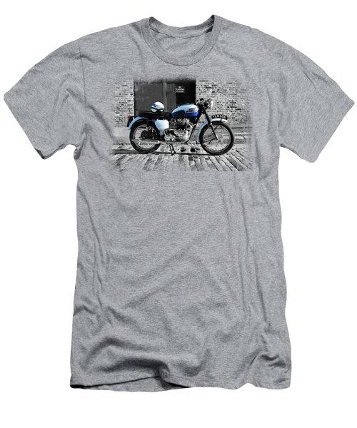 Triumph Bonneville T120 Men's T-Shirt (Athletic Fit)