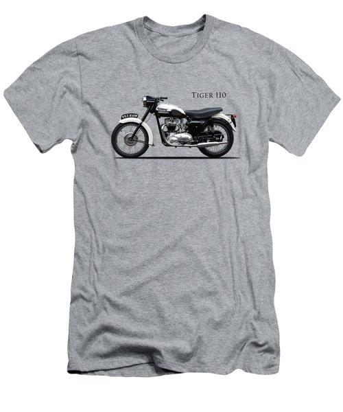 Triumph Tiger 1959 Men's T-Shirt (Athletic Fit)
