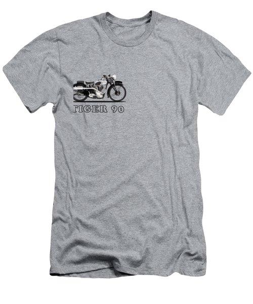 Triumph Tiger 90 1937 Men's T-Shirt (Athletic Fit)