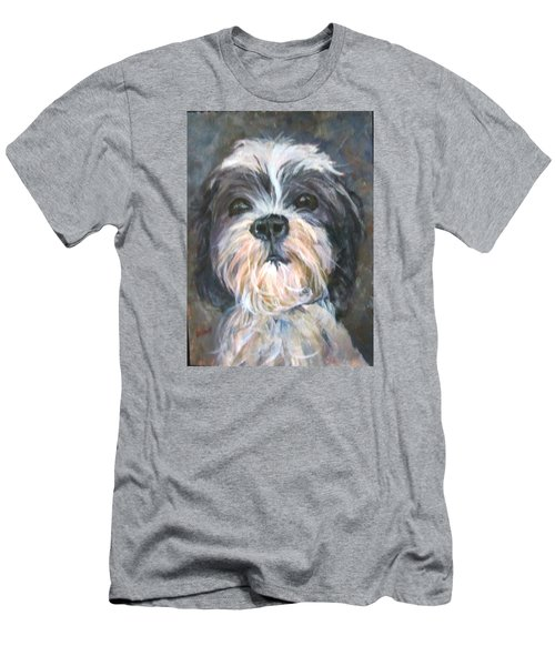 Trixie Men's T-Shirt (Slim Fit) by Barbara O'Toole