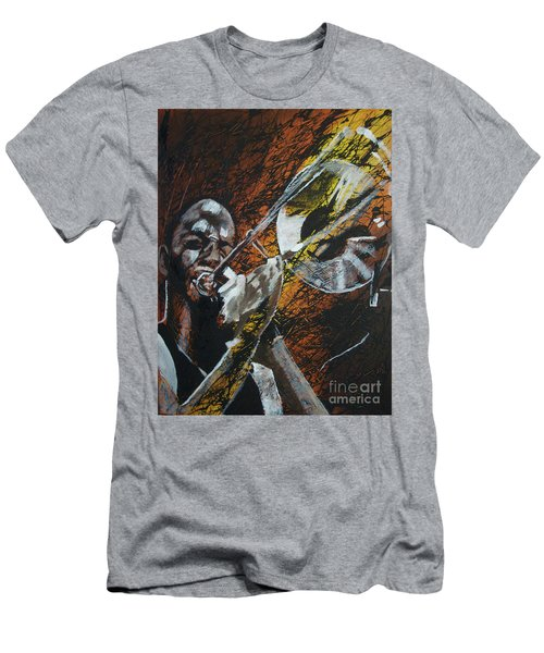Trombone Shorty Men's T-Shirt (Athletic Fit)