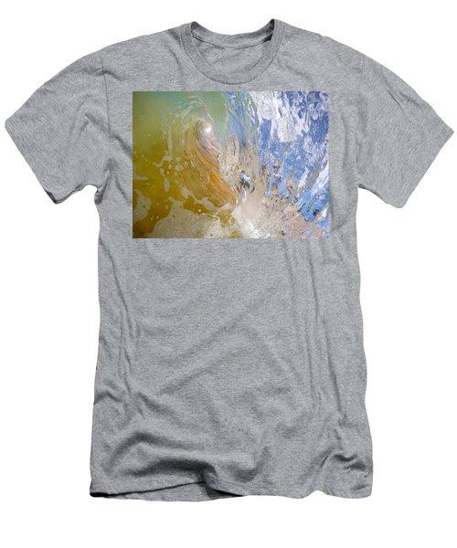 Tropical Maui Vibe  Men's T-Shirt (Athletic Fit)