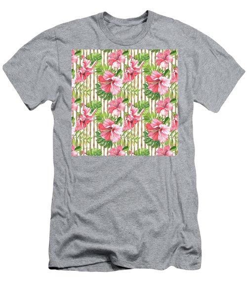 Tropical Paradise-jp3964 Men's T-Shirt (Athletic Fit)