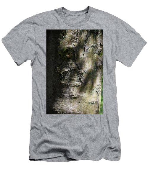 Trunk Knot Men's T-Shirt (Athletic Fit)