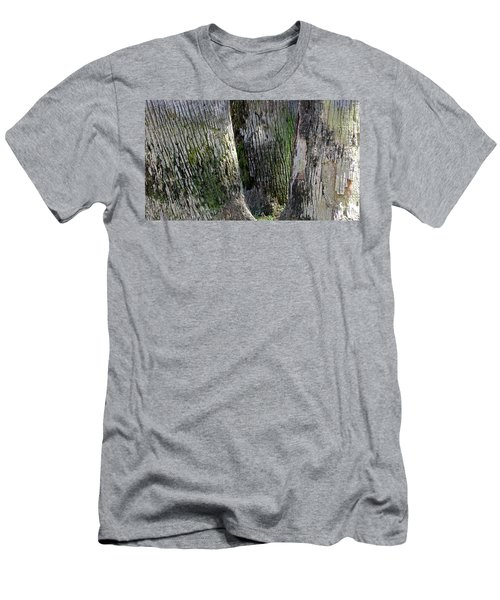 Men's T-Shirt (Athletic Fit) featuring the photograph Trunk Trio by August Timmermans