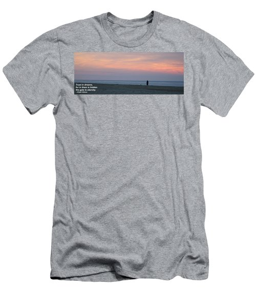 Trust In Dreams... Men's T-Shirt (Athletic Fit)