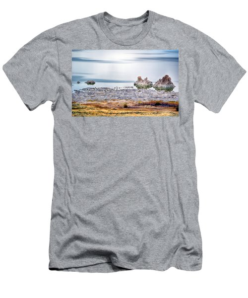 Tufa Formations At Mono Lake Men's T-Shirt (Athletic Fit)