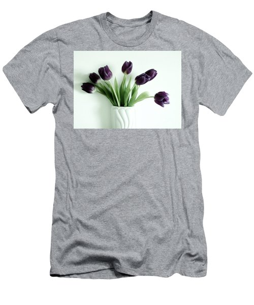 Tulips For You Men's T-Shirt (Athletic Fit)