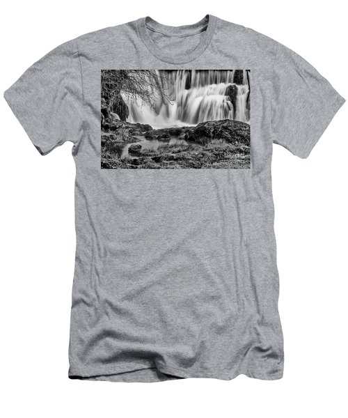 Tumwater Falls Park Men's T-Shirt (Athletic Fit)