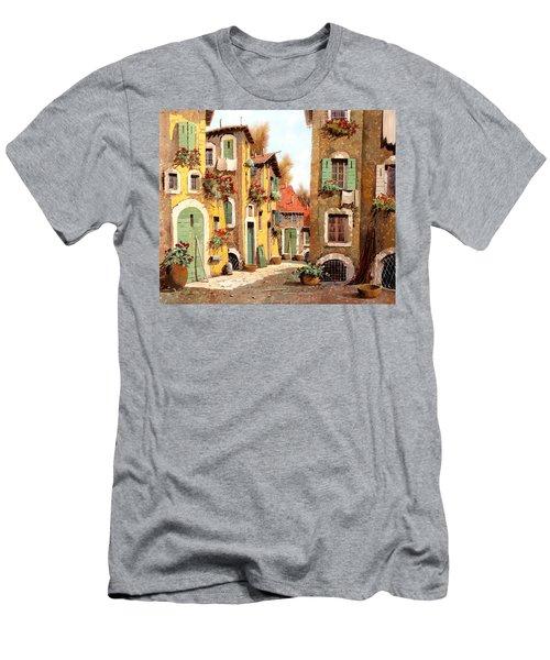 Tuorlo Men's T-Shirt (Athletic Fit)
