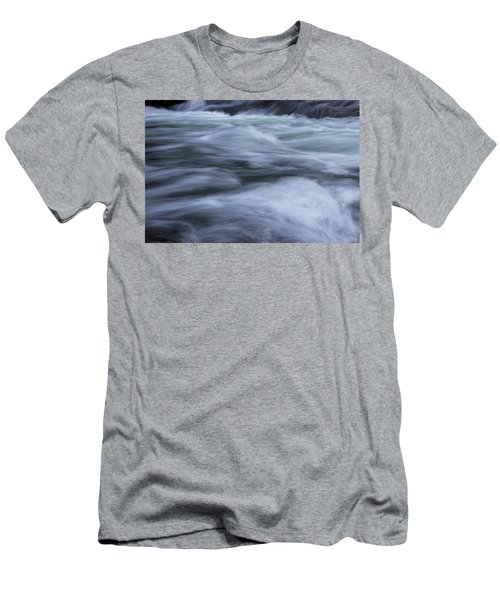 Men's T-Shirt (Slim Fit) featuring the photograph Turbulence 2 by Mike Eingle