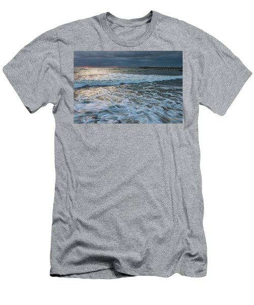 Turbulence Men's T-Shirt (Athletic Fit)