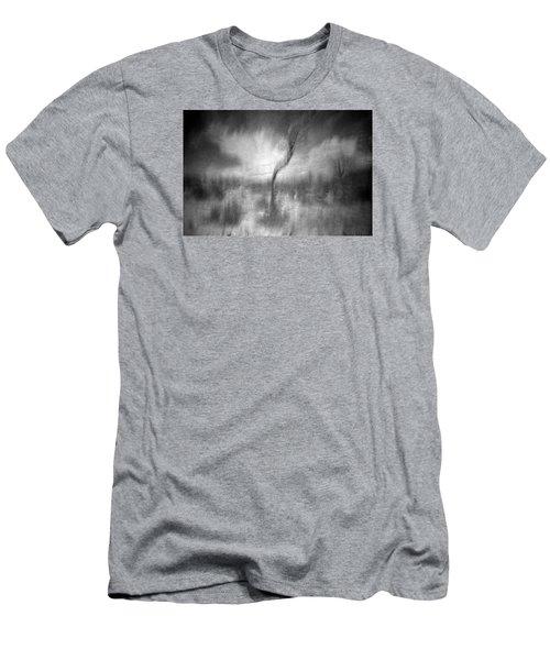 Turn Around  Men's T-Shirt (Slim Fit) by Mark Ross