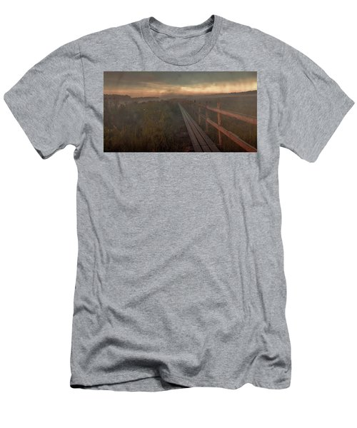 Turn To Infinity #g6 Men's T-Shirt (Athletic Fit)