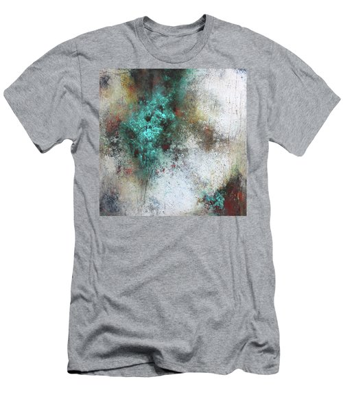 Tuscany Oil And Cold Wax Men's T-Shirt (Athletic Fit)