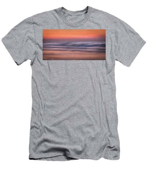 Twilight Abstract Men's T-Shirt (Athletic Fit)