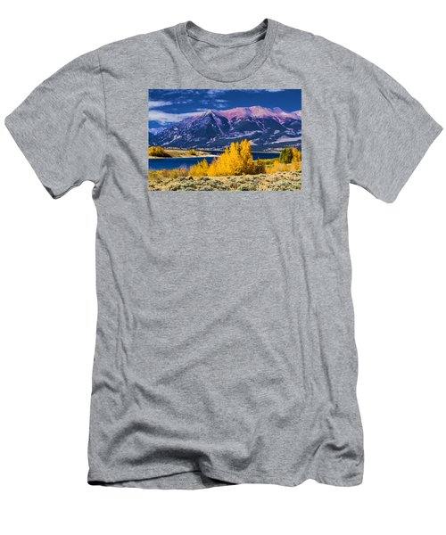 Twin Lakes Men's T-Shirt (Athletic Fit)