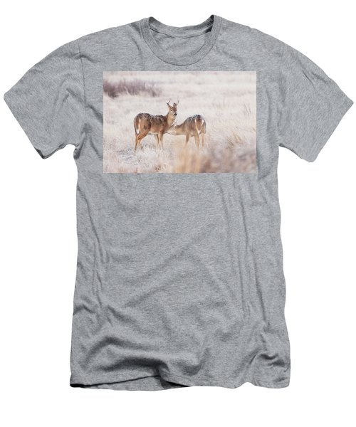 Two Deers Men's T-Shirt (Athletic Fit)