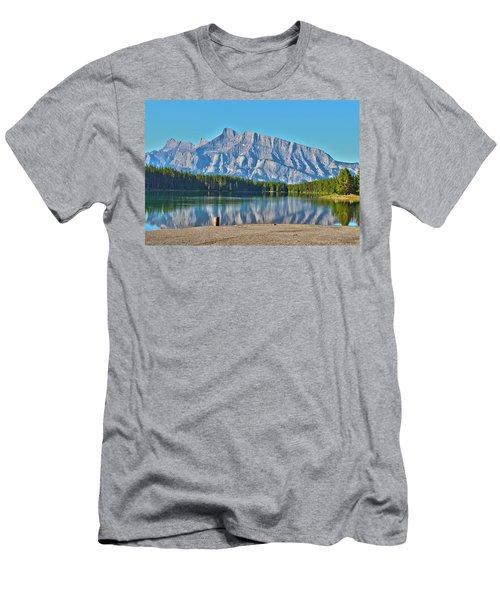 Two Jack Lake Men's T-Shirt (Athletic Fit)