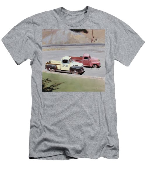 Two Pickups Men's T-Shirt (Athletic Fit)