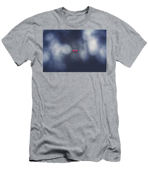 Men's T-Shirt (Slim Fit) featuring the photograph two by Shane Holsclaw