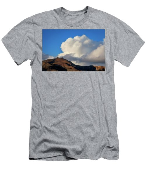 Two Trees At Ventura, California Men's T-Shirt (Athletic Fit)