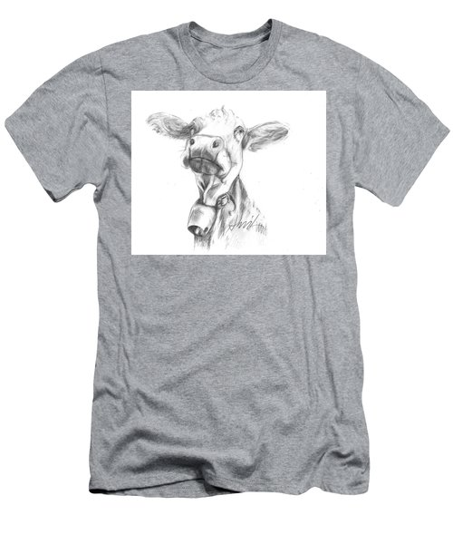 Udderly Fine  Men's T-Shirt (Athletic Fit)