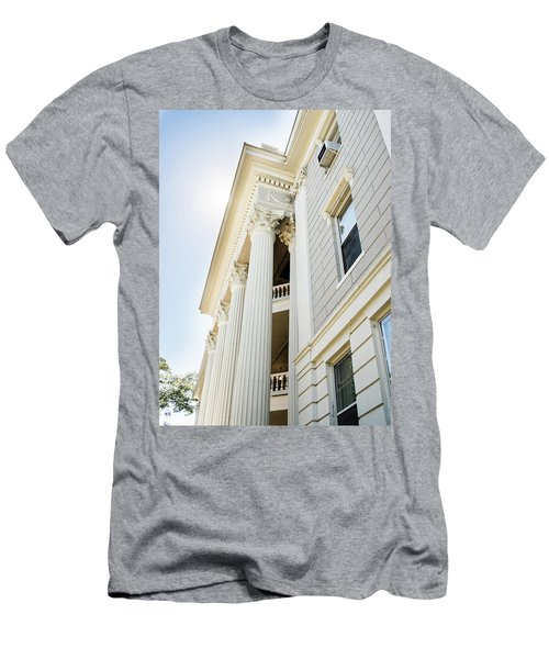 Men's T-Shirt (Slim Fit) featuring the photograph Uga Beauty by Parker Cunningham