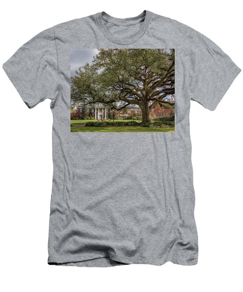 Men's T-Shirt (Slim Fit) featuring the photograph Ul President Home 01 by Gregory Daley  PPSA