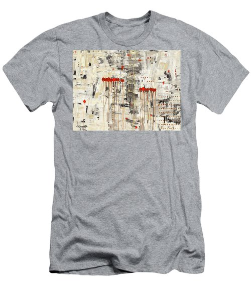 Un Pour Tous Men's T-Shirt (Athletic Fit)