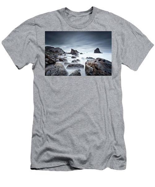 Unbreakable Men's T-Shirt (Slim Fit) by Jorge Maia