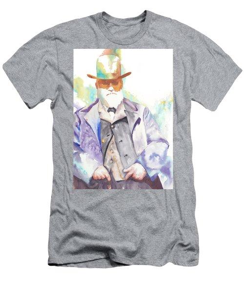 Uncle David Nation, Circa 1900 Men's T-Shirt (Athletic Fit)