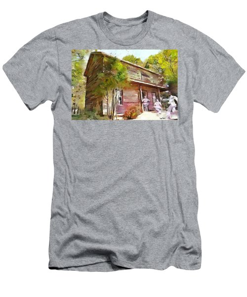 Uncle Tom's Cabin Men's T-Shirt (Athletic Fit)