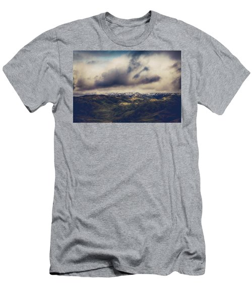 Men's T-Shirt (Slim Fit) featuring the photograph Undeniable by Laurie Search