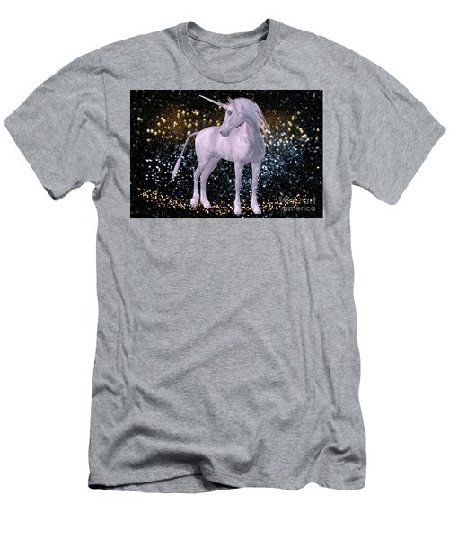 Unicorn Dust Men's T-Shirt (Athletic Fit)