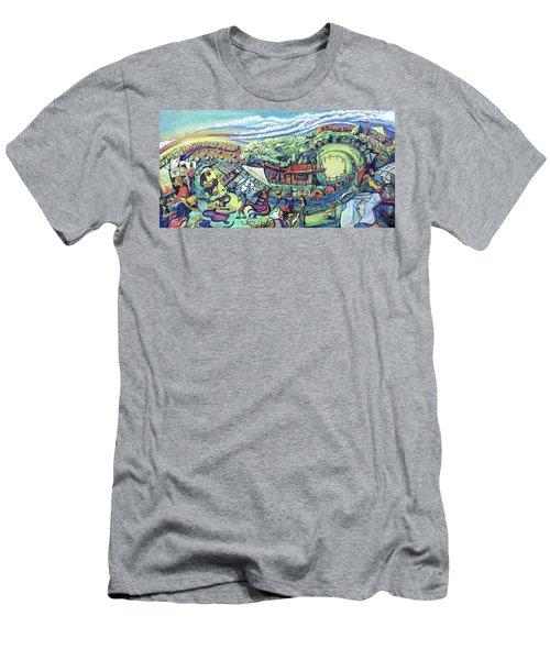 Unify Fest 2017 Men's T-Shirt (Athletic Fit)
