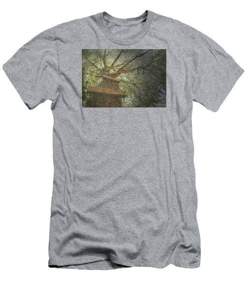Unincorporated  Men's T-Shirt (Slim Fit) by Mark Ross