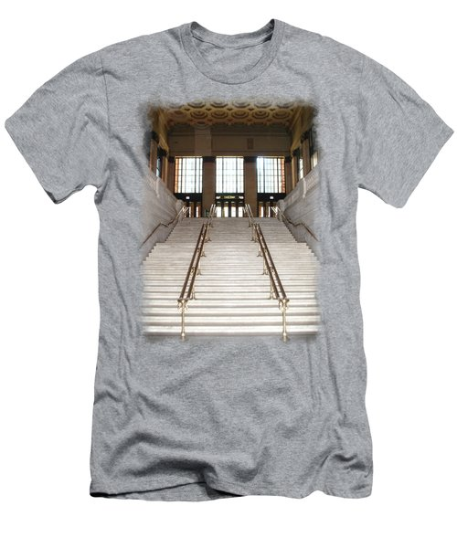 Union Street Station Men's T-Shirt (Athletic Fit)