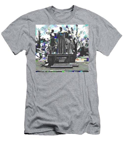 University Of Illinois  Men's T-Shirt (Athletic Fit)