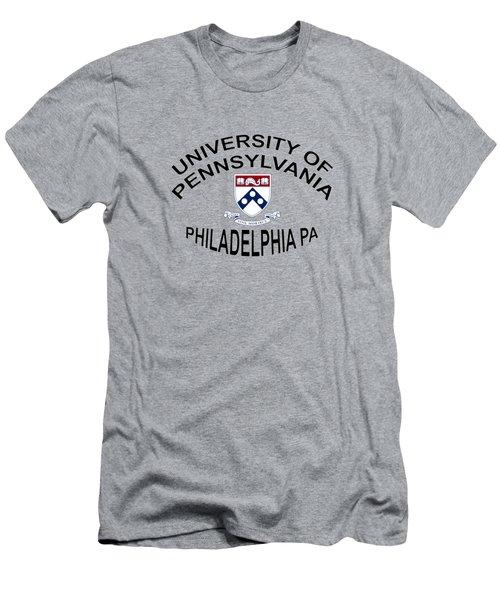 University Of Pennsylvania Philadelphia P A Men's T-Shirt (Athletic Fit)