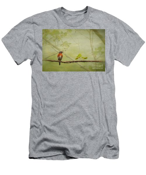 Until Spring Men's T-Shirt (Athletic Fit)