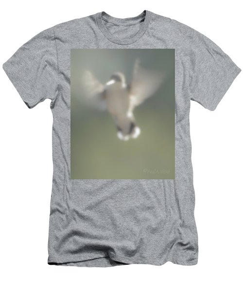 Untitled Hummingbird Men's T-Shirt (Athletic Fit)