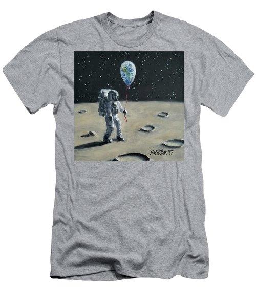 Don't Let Go Men's T-Shirt (Athletic Fit)