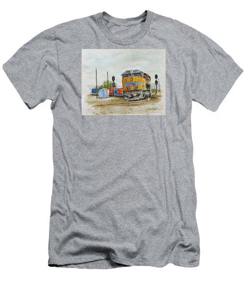 U.p. 8226 Men's T-Shirt (Athletic Fit)