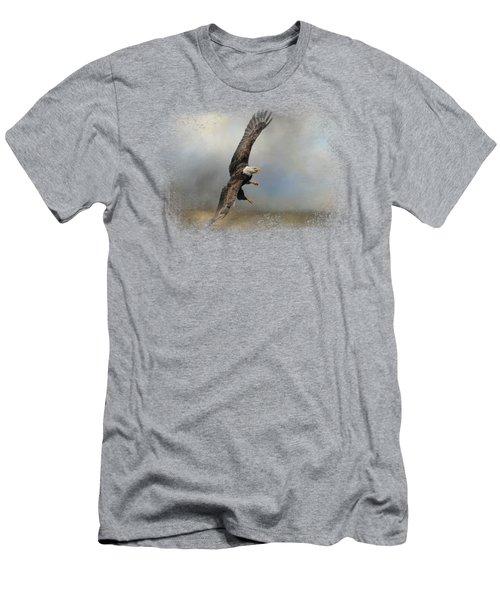 Up Against The Storm Men's T-Shirt